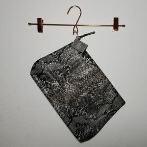   Snakeskin Clutch   Ulta Makeup bag
